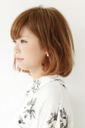【anan掲載】小顔前髪 雰囲気バツグンのゆるゆるスタイル♡SK-18