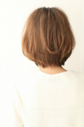 【afloat 世紀】必見!小顔ショートボブ 春夏カラー☆ミルクティーベージュ☆SK-43