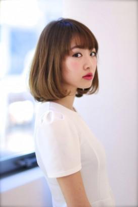 【afloat 世紀】甘辛大人可愛いボブ♡ナチュラルグラデーション♡SK-50