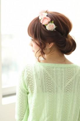 花冠×ふわくしゅロールアップSK-103
