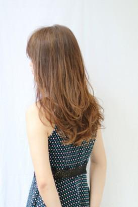 【afloat 世紀】髪型 オーガニック美髪ロングウェーブ SK-56