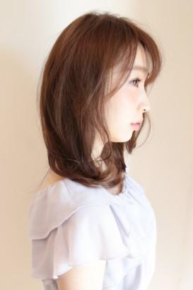 HAPPINESS by afloat【松島傑】ワンカールふわふわセミディ