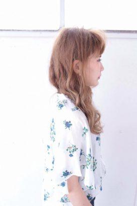 HAPPINESS by afloat【松島傑】外国人風ベージュカラー