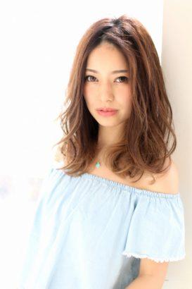 【afloat 世紀】髪型 大人リラックスウェーブ SK-67