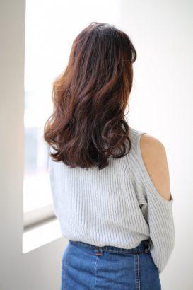 【afloat 世紀】髪型 小顔前髪 リラックスSウェーブ SK-71