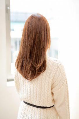 【afloat 世紀】髪型 小顔前髪 ひし形ソフトストレート SK-73