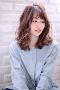 【afloat 世紀】髪型 艶感デジタルパーマ SK-92