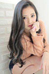 【HAPPINESS 河原町 世紀】髪型 外国人風グレージュカラー SK-166