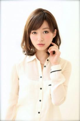 【afloat 世紀】ナチュラル毛先ワンカール☆スウィートショコラ☆SK-45