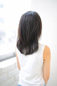 【afloat 世紀】髪型 極みストレートワンカールレイヤー SK-86