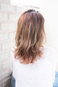 【HAPPINESS 河原町 世紀】髪型 大人可愛い艶髪ミディアム SK-158